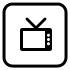 TV am Zimmer